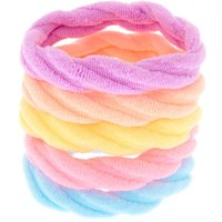 Claire's Pastel Twisted Hair Ties - 4 Pack - Ties Gifts