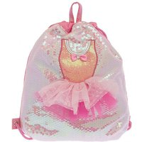 Claire's Kids Sequin Tutu Ballet Drawstring Bag - Ballet Gifts