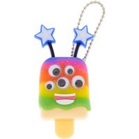 Claire's Pucker Pops 5 Eye Rainbow Monster Lip Gloss - Fruit Punch - Rainbow Gifts