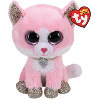 Claire's Ty Beanie Boo Small Amaya The Cat Soft Toy - Soft Gifts