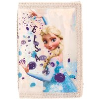 Claire's Silver Glittery Frozen Wallet - Frozen Gifts