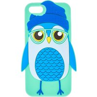 Claire's 3D Hipster Owl Phone Case - Hipster Gifts