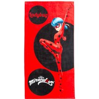 Claire's Miraculous™ Ladybug Towel - Towel Gifts