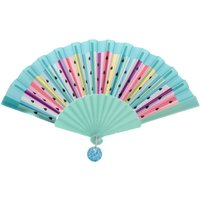 Claire's Watermelon Hand Fan - Mint - Mint Gifts