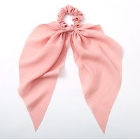 Claire's Small Hair Scrunchie Scarf - Blush Pink - Scarf Gifts