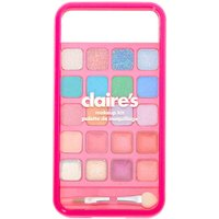 Claire's Candy Cell Phone Bling Makeup Set - Pink - Bling Gifts