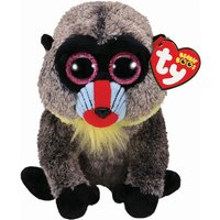 Claire's Ty Beanie Boo Small Wasabi The Baboon Soft Toy - Beanie Gifts