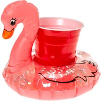 Claire's Coral Swan Drink Float - Drink Gifts