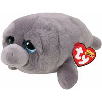 Claire's Ty Beanie Boo Small Milo The Manatee Soft Toy - Beanie Gifts