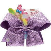 Claire's Jojo Siwa La La Lavender Holiday Dazzle Hair Bow - Lavender Gifts