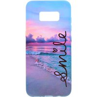 Claire's Smile Phone Case - Fits Samsung Galaxy S8 - Phone Gifts
