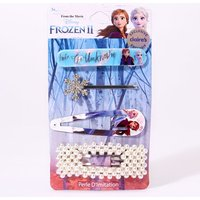 Claire's ©Disney Frozen 2 Hair Clips - 4 Pack - Disney Frozen Gifts