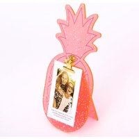 Claire's Neon Pineapple Instax Photo Holder - Pink - Neon Gifts