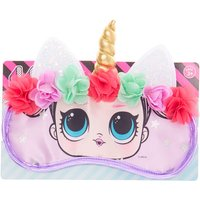 Claire's L.o.l. Surprise™ Unicorn Sleeping Mask With Flowers - Lol Surprise Gifts