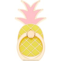 Claire's Pineapple Ring Stand - Yellow - Pineapple Gifts