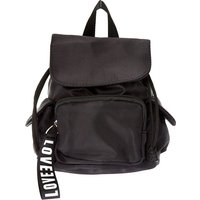 Claire's Nylon Mini Backpack - Black - Backpack Gifts