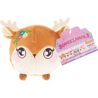 Claire's Squeezamals™ Ginger The Deer Soft Toy - Ginger Gifts