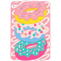 Claire's Glitter Donut Ipad Mini Phone Case - Pink - Ipad Gifts