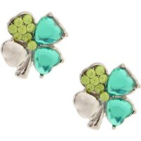 Claire's St. Patrick's Day Shamrock Stud Earrings - St Patricks Day Gifts