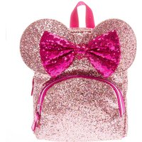 Claire's Disney Minnie Mouse Ears Glitter Bag- Pink - Bag Gifts