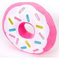 Claire's Sprinkle Donut Pillow - Pink - Pillow Gifts