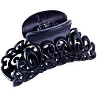 Claire's Filigree Hair Claw - Black - Claires Gifts