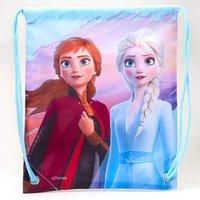 Claire's ©Disney Frozen 2 Drawstring Bag - Blue - Disney Frozen Gifts