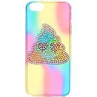 Claire's Rainbow Unicorn Poop Emoticon Phone Case - Phone Case Gifts
