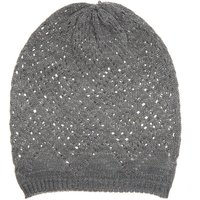Claire's Knit Beanie - Grey - Beanie Gifts