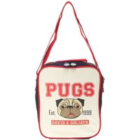 Claire's David & Goliath Pug Crossbody Bag - Pug Gifts