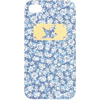 Claire's Blue Ditsy Phone Case - Phone Case Gifts
