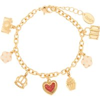 Claire's Gold Travel In Style Charm Bracelet - Charm Bracelet Gifts