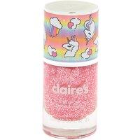 Claire's Llamacorn Dreams Glitter Nail Polish - Pink - Nail Polish Gifts