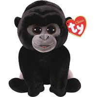 Claire's Ty Beanie Classic Bo The Gorilla Medium Soft Toy - Gorilla Gifts