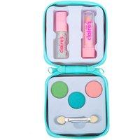 Claire's Club Miss Glitter The Unicorn Mini Makeup Set - Mint - Mint Gifts