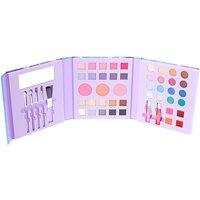 Claire's Cosmic Makeup Book Set - Purple - Makeup Gifts