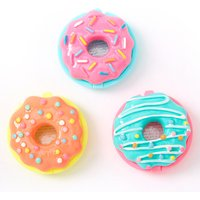 Claire's Neon Donuts Lip Gloss Set - 3 Pack - Neon Gifts