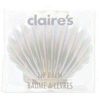 Claire's Iridescent Seashell Lip Balm - Lip Balm Gifts