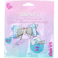 Claire's Club 2-In-1 Bows Bling Bag - Series 2 - Bling Gifts