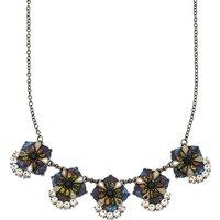 Claire's Dark Romance Statement Necklace - Romance Gifts