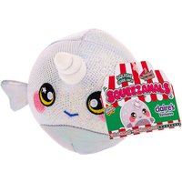 Claire's Squeezamals™ Scented Narwhal Soft Toy - Soft Gifts