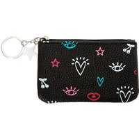 Claire's Icon Coin Purse - Black - Purse Gifts