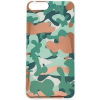 Claire's Rose Gold Camo Phone Case - Fits Iphone 6/7/8/se - Camo Gifts