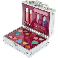 Claire's Bling Travel Case Makeup Set - Rainbow - Bling Gifts