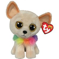 Claire's Ty Beanie Boo Small Chewey The Chihuahua Soft Toy - Beanie Gifts