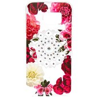 Claire's Floral Bling Mandala Phone Case - Fits Samsung Galaxy S7 - Bling Gifts