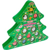 Claire's Squeezamals Micro Holiday Series Surprise Calendar - 12 Pack - Holiday Gifts