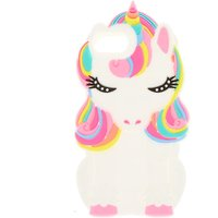Claire's Silicone Sleeping Unicorn Phone Case - Phone Gifts