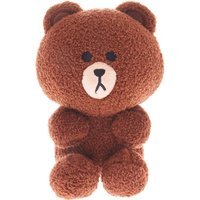 Claire's Line Friends© Brown The Bear Plush Toy - Brown Gifts