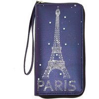 Claire's Paris Oil Slick Wristlet - Purple - Paris Gifts